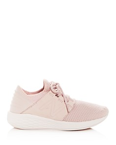 New Balance - Women's Cruz V2 Knit Low-Top Sneakers