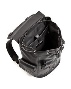 COACH - Rivington Leather Backpack