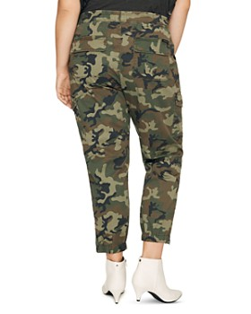 Sanctuary Curve - Trooper Camo Cargo Pants