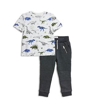 cfd062251 Sovereign Code - Boys' Josiah + Alfred tee & Jogger Pants Set - Baby ...