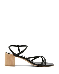 Dolce Vita - Women's Zayla Wooden Block Heel Sandals