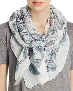 Fraas - Paisley Scarf