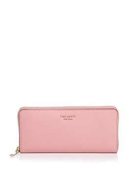 c8ae605e3e53 kate spade new york - Medium Slim Leather Continental Wallet ...