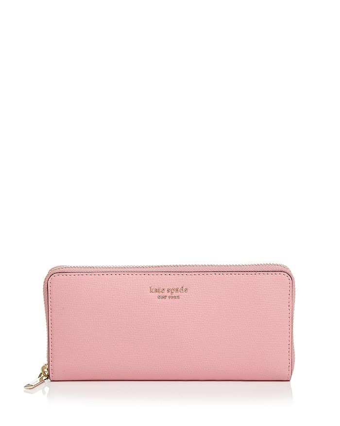 kate spade new york - Medium Slim Leather Continental Wallet
