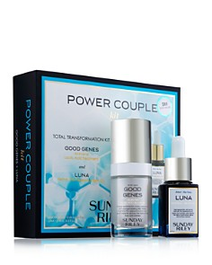 Sunday Riley - Power Couple Total Transformation Kit ($105 value)