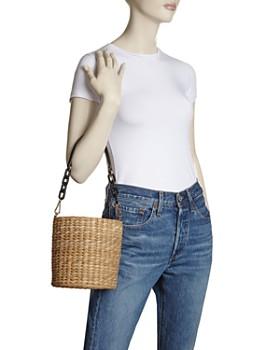 KAYU - Colette Woven Bucket Bag