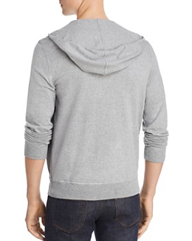 75c826c268b7 ... The Men s Store at Bloomingdale s - Leather-Accented Knit Hoodie - 100%  Exclusive