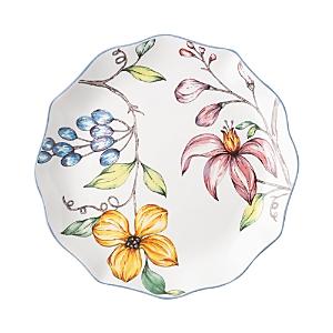 Juliska Floretta Dessert/Salad Plate