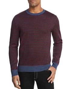 A.P.C. - Dito Scallop-Pattern Pullover Sweater