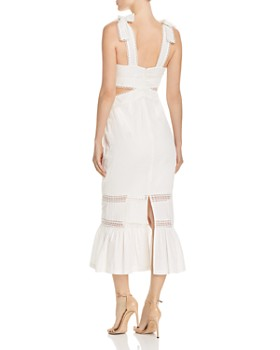 Alice McCall - Pintucked Midi Dress