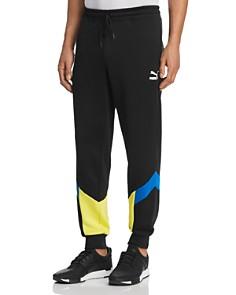 PUMA - Iconic MCS Color-Block Track Pants
