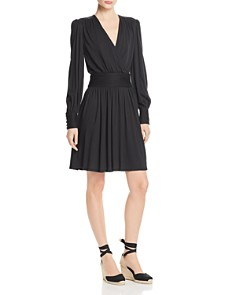 Joie - Corelle Faux-Wrap Dress
