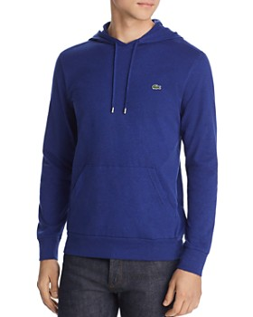 36c6c5dd8 Lacoste - Long Sleeve Jersey Hooded Tee