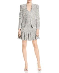 Rebecca Taylor - Tailored Tweed Jacket
