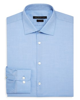 John Varvatos Star USA - Solid Regular Fit Dress Shirt