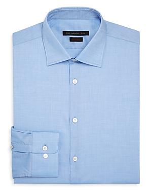 John Varvatos Star Usa Solid Regular Fit Dress Shirt