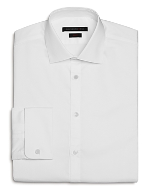 John Varvatos Star Usa Slim Fit Tuxedo Shirt