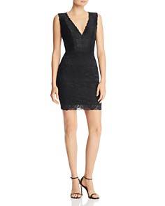 GUESS - Katrina Sleeveless Lace Dress