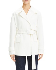Theory -  Trench-Style Utility Jacket