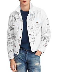 Polo Ralph Lauren - Graphic Denim Trucker Jacket