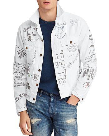 Polo Ralph Lauren - Graphic Denim Trucker Jacket