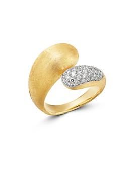 Marco Bicego - 18K Yellow Gold & 18K White Gold Lucia Diamond Ring