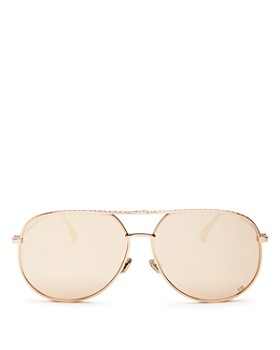 eb5703a52b29 Dior - Women's DiorByDior Aviator Sunglasses, ...