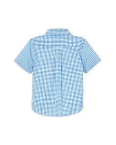Ralph Lauren - Boys' Gingham Poplin Camp Shirt - Baby