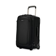 "Samsonite - Silhouette 16 Softside Wheeled 22"" Expandable Carry-On"