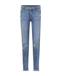 DL1961 - Girls' Distressed Chloe Skinny Jeans - Big Kid
