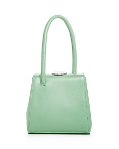 Little Liffner - Mademoiselle Leather Shoulder Bag