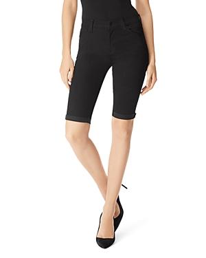 J Brand 811 Denim Bermuda Shorts in Vanity