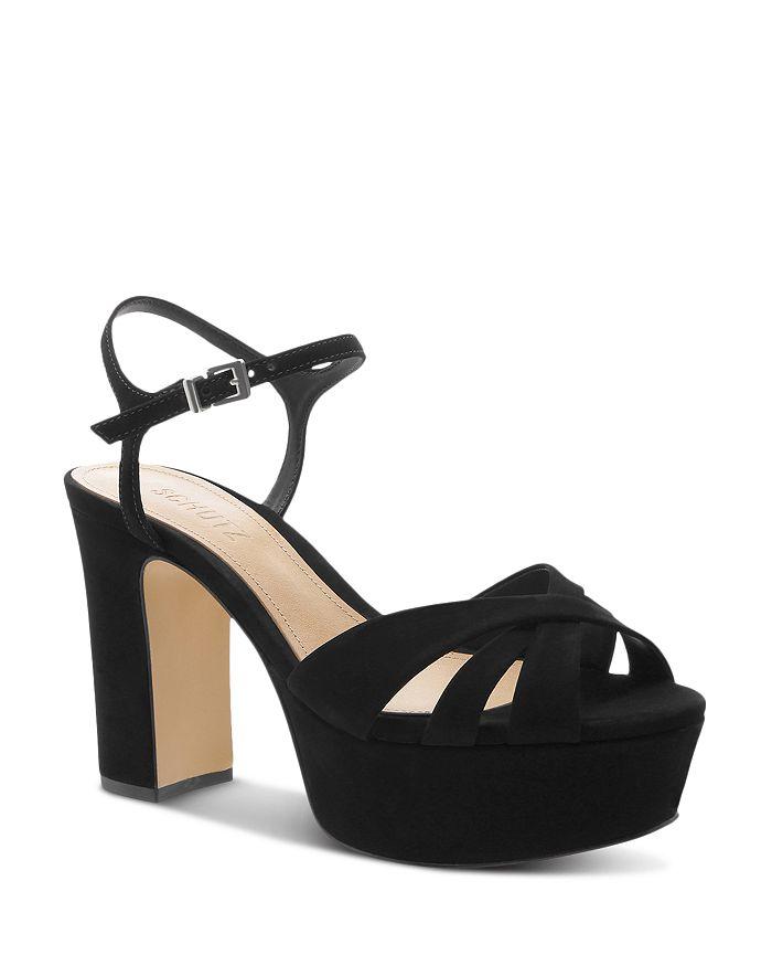 SCHUTZ - Women's Keefa High-Heel Platform Sandals