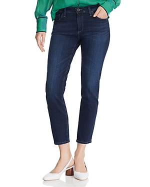 Ag Jeans PRIMA CROP SKINNY JEANS IN CONCORD
