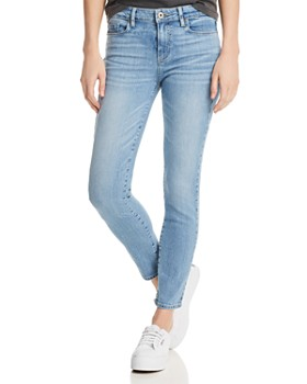 abe16d22b29bb PAIGE - Verdugo Ankle Skinny Jeans in Floretta ...