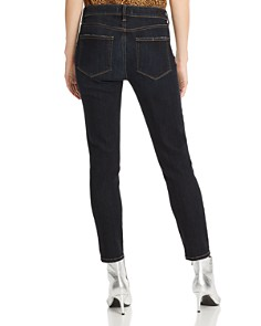 PAIGE - Verdugo Crop Skinny Jeans in Montreal