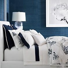 Ralph Lauren - Blanc Bleu Bedding Collection