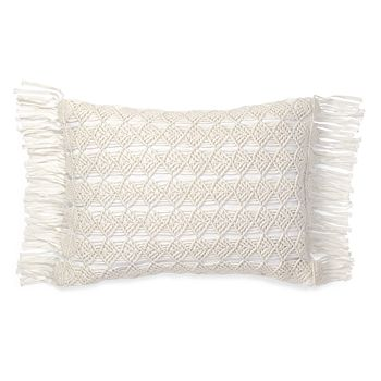 "Ralph Lauren - Mardelle Decorative Pillow, 15"" x 20"""