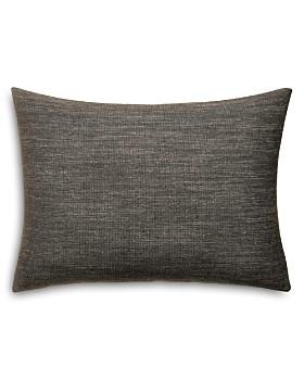 "Vera Wang - Woven Decorative Pillow, 15"" x 20"""