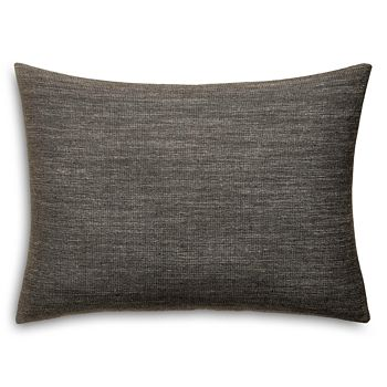 "Vera Wang - Woven Decorative Pillow, 15"" x 20"""