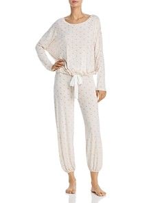 Eberjey - Flamingo Slouchy Pajama Set - 100% Exclusive