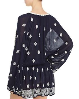 Ramy Brook - Embellished Katana Dress Swim Cover-Up