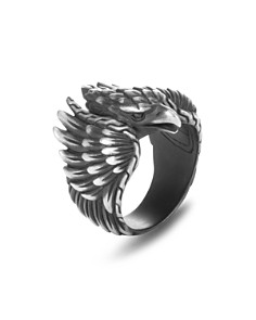 JOHN HARDY - Sterling Silver Legends Eagle Ring