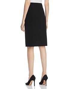 Elie Tahari - Gracelyn Belted Pencil Skirt