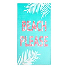 "Sky - ""Beach Please"" Beach Towel - 100% Exclusive"