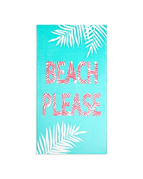 "Sky - ""Beach Please"" Beach Towel - 100% Exclusive"