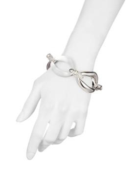 Alexis Bittar - Crystal Encrusted Link Bracelet