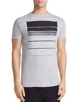 Vestige - Cascade Redux Stripe Graphic Tee