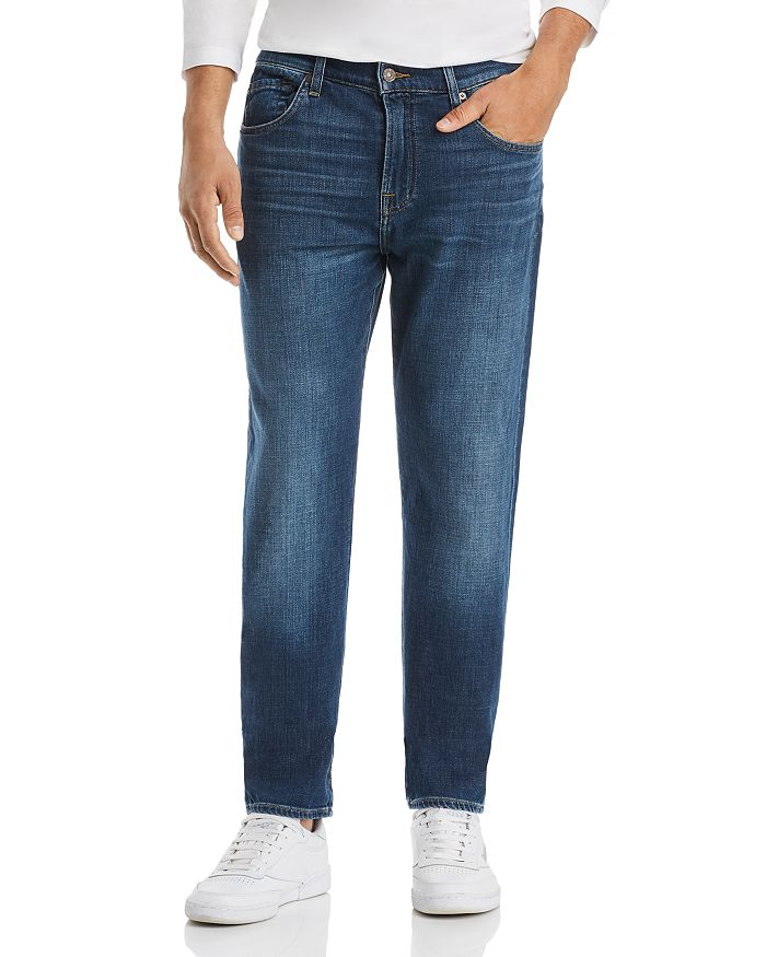 7 For All Mankind - Series 7 Adrien Tapered Fit Jeans in Finally Free