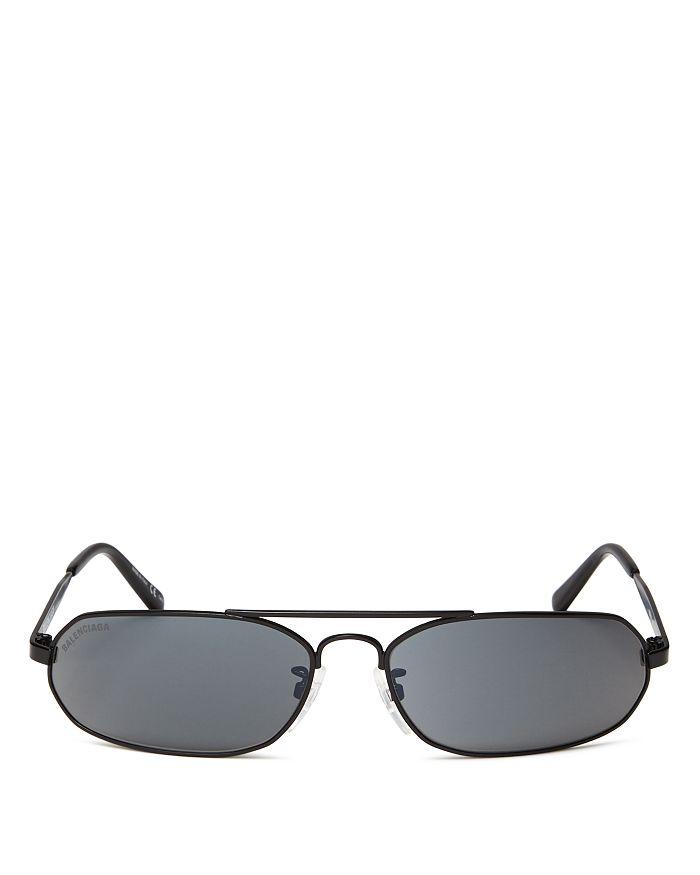 2c739a4924 Balenciaga - Women s Brow Bar Rectangular Sunglasses